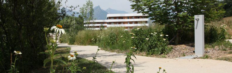 L Ecoquartier De Pre Nouvel Mairie De Seyssins